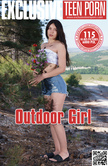 Outdoor Girl