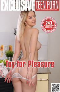 ExclusiveTeenPorn - Infanta - Toy For Pleasure