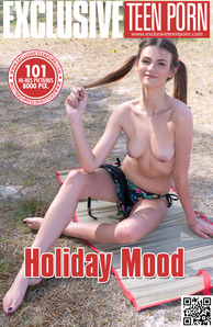 Exclusive Teen Porn - Tora - Holiday Mood