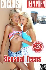 ExclusiveTeenPorn - Martisha, Ellen - Sensual Teens