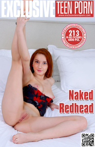 ExclusiveTeenPorn - Anna - Naked Redhead
