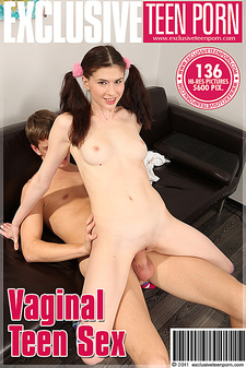 ExclusiveTeenPorn - Tanita - Vaginal Teen Sex