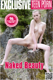 ExclusiveTeenPorn - Nika - Naked Beauty