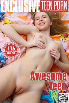 Exclusive Teen Porn - Maria - Awesome Teen