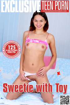 ExclusiveTeenPorn - Chery - Sweetie With Toy