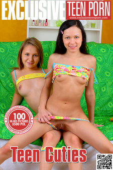 ExclusiveTeenPorn - Masha, Lollypop - Teen Cuties